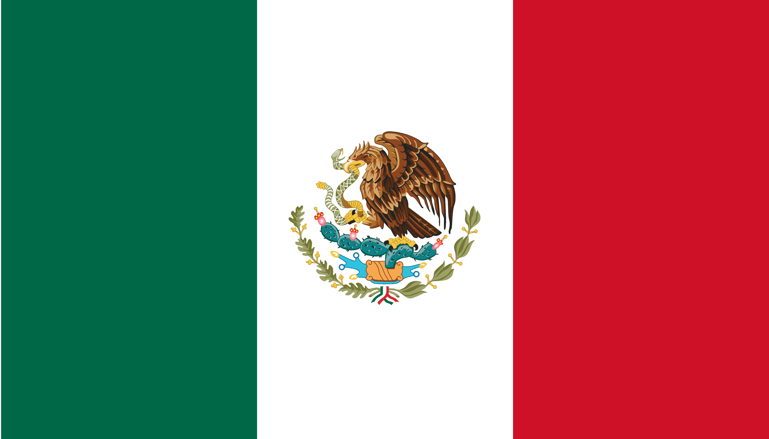 Mexico Flag - Mexico Drone Laws