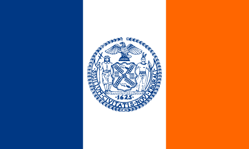 New York City Flag - NYC Drone Laws