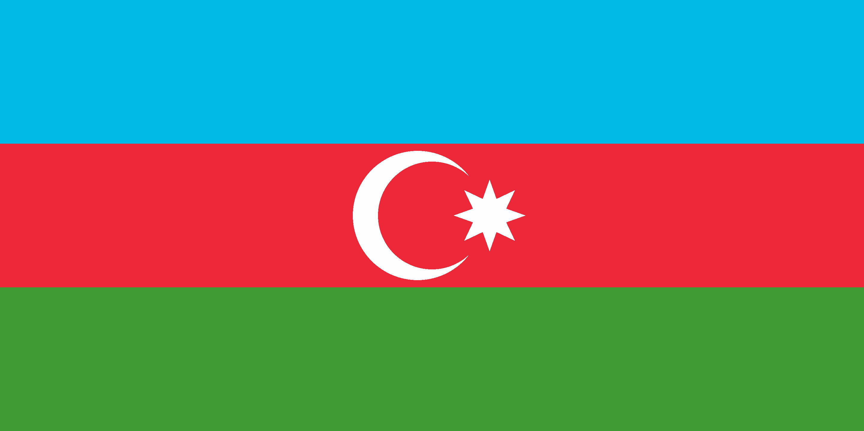 Azerbaijan FLag - Azerbaijan Drone Laws