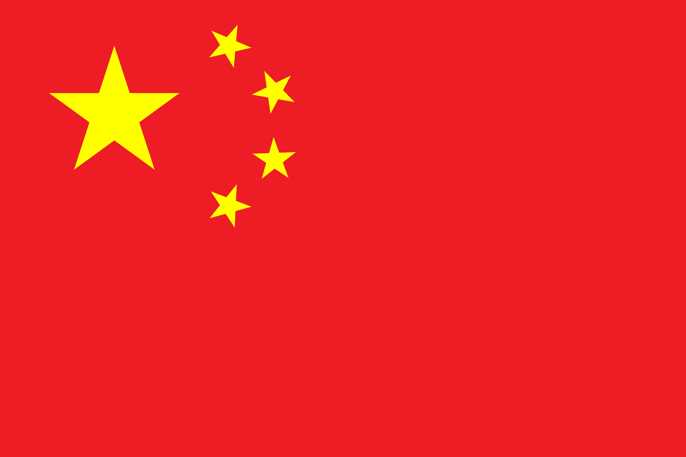 China Flag - Drone Laws in China