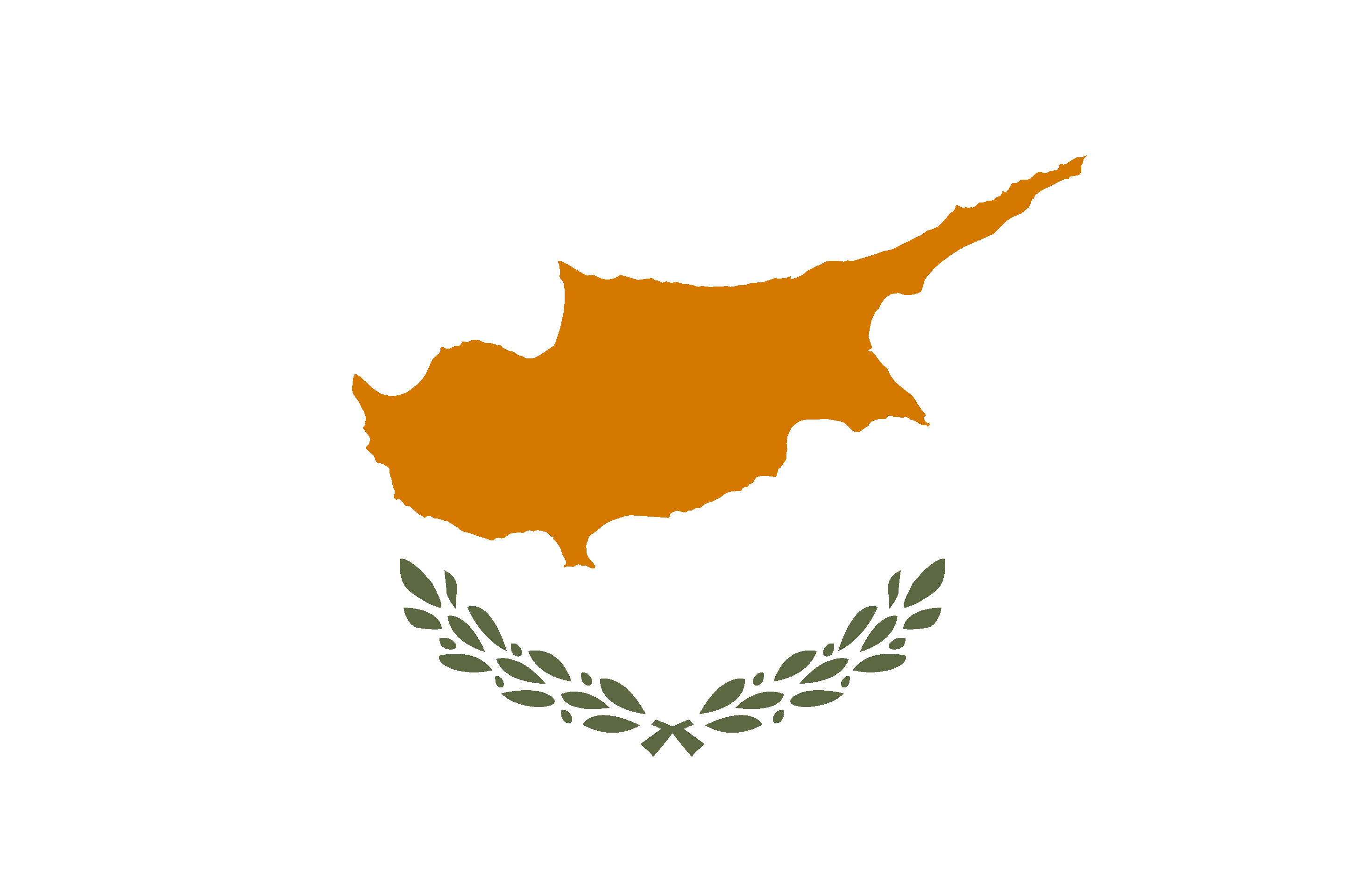 Cyprus Flag - Drone Laws In Cyprus
