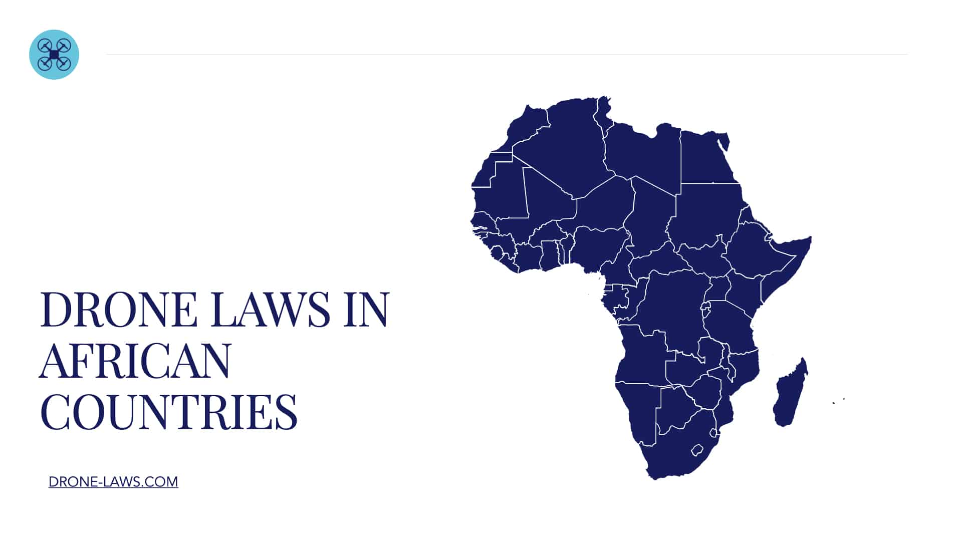 Drone Laws in African Countries