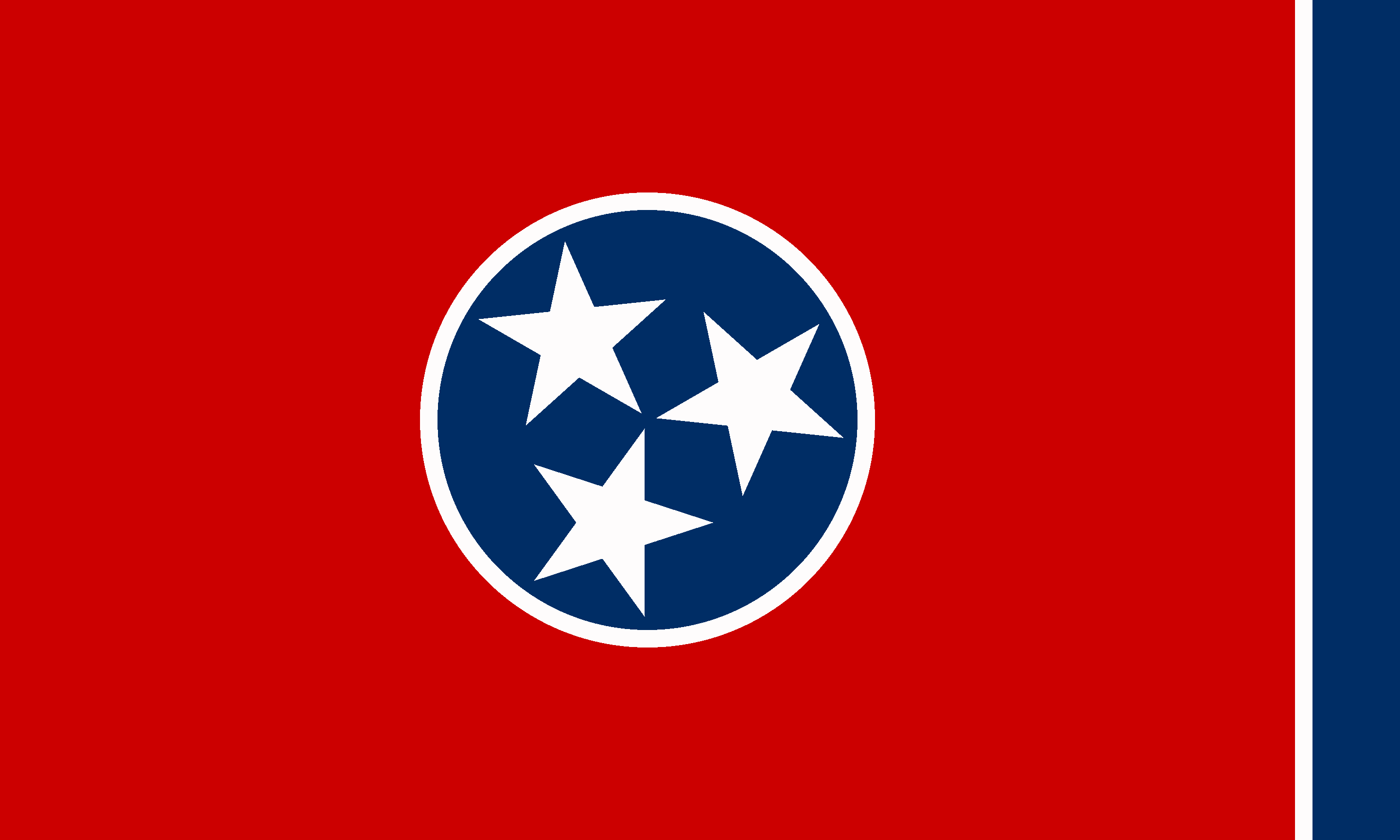 Tennessee Flag - State of Tennessee Drone Laws